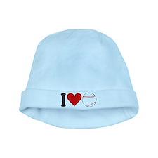ilovebaseballblk.png baby hat