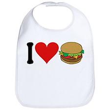 3-ilovehamburgersblk.png Bib