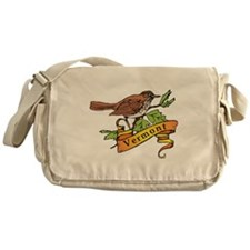 Vermont Hermit Thrasher Messenger Bag