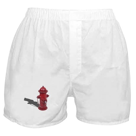 Fire Hydrant Boxer Shorts