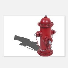 Fire Hydrant Postcards (Package of 8)