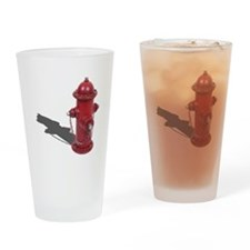 Fire Hydrant Drinking Glass