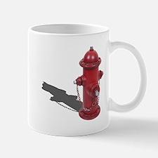 Fire Hydrant Mug