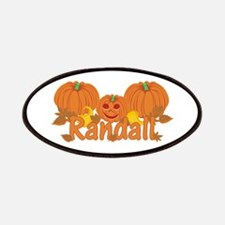Halloween Pumpkin Randall Patches