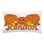 Halloween Pumpkin Randon Pillow Case
