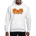 Halloween Pumpkin Randon Hooded Sweatshirt