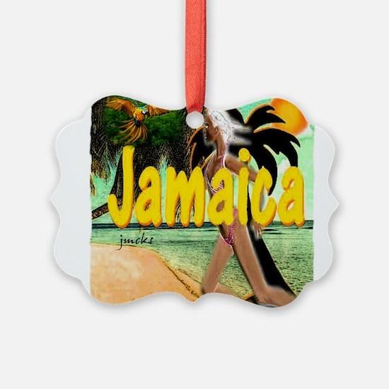jamaica tropical calarribbean island beach view ar