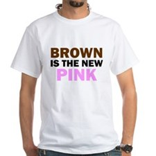 Brown Is the New Pink Shirt