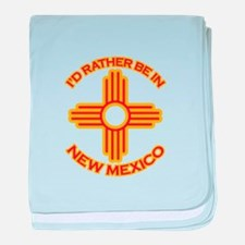 idratherbein-newmexico-outline.png baby blanket