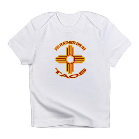 idratherbein-taos.png Infant T-Shirt