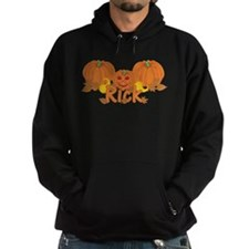 Halloween Pumpkin Rick Hoodie