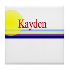 Kayden Tile Coaster