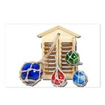 House Afloat Postcards (Package of 8)