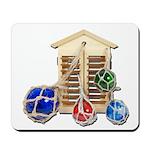 House Afloat Mousepad