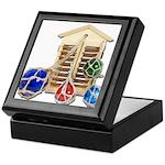 House Afloat Keepsake Box
