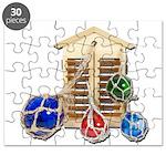 House Afloat Puzzle