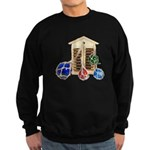 House Afloat Sweatshirt (dark)