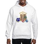 House Afloat Hooded Sweatshirt