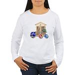 House Afloat Women's Long Sleeve T-Shirt