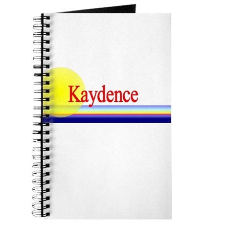 Kaydence Journal