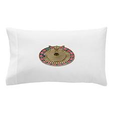 Roulette Wheel Pillow Case