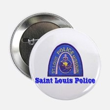 St. Louis Police Button