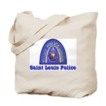 St. Louis Police Tote Bag