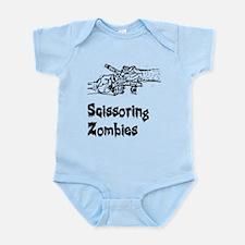 Scissoring Zombies 2 Infant Bodysuit