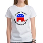 Florida Republican Pride Women's T-Shirt