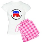 Florida Republican Pride Women's Light Pajamas