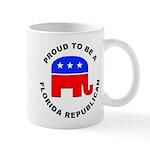 Florida Republican Pride Mug