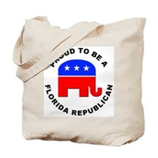 Florida Republican Pride Tote Bag