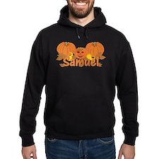 Halloween Pumpkin Samuel Hoodie