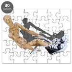 Tying Shoes Puzzle