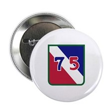 "SSI - 3rd Brigade, 75th Division (TS) 2.25"" Button"