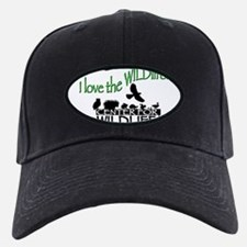 I love the Wildlife logo.png Baseball Hat