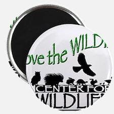 I love the Wildlife logo.png Magnet