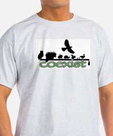 cfw coexist art.png T-Shirt