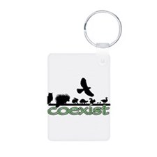 cfw coexist art.png Keychains