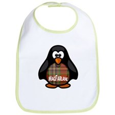 MacFarlane Tartan Penguin Bib