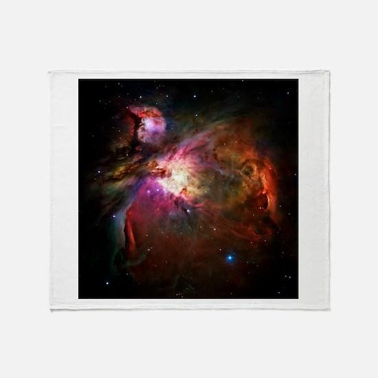 Orion Nebula (High Res) Throw Blanket