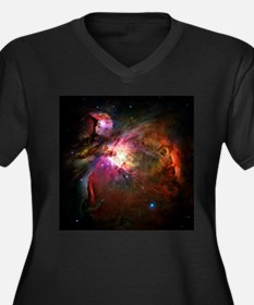 Orion Nebula (High Res) Women's Plus Size V-Neck D