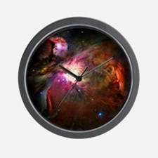 Orion Nebula (High Res) Wall Clock