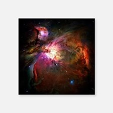 "Orion Nebula (High Res) Square Sticker 3"" x 3"""