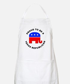 Texas Republican Pride Apron