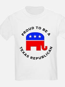 Texas Republican Pride T-Shirt