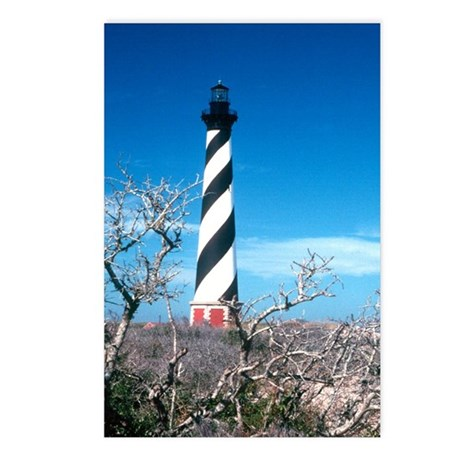 Cape Hatteras Lighthouse Postcards (Package of 8)