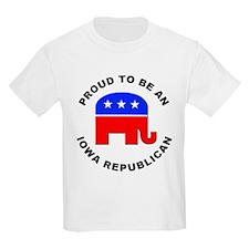 Iowa Republican Pride T-Shirt