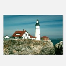Portland Head Lighthouse Postcards (Package of 8)