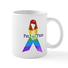 Poz + Proud Mug